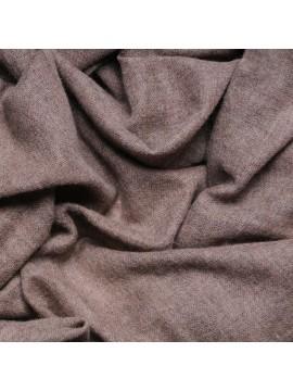 Etole 100% cachemire Les naturelles brun chiné