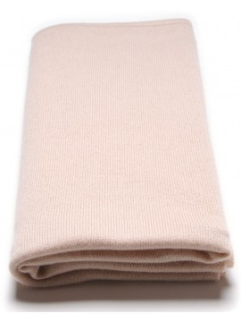 100% cashmere poncho LIGHT BEIGE