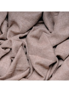 NATURAL 1 BEIGE, 100% cashmere stole