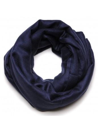2a10b802070d Genuine pashmina shawl 100% cashmere navy blue blanket size