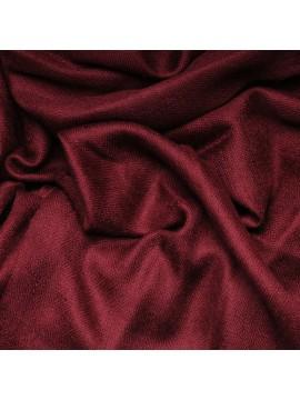 Genuine brick red pashmina 100% cashmere