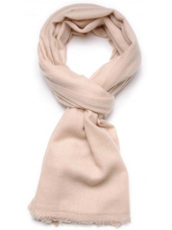 508cb3e2e TWILL LIGHT BEIGE, 100% pure cashmere scarf