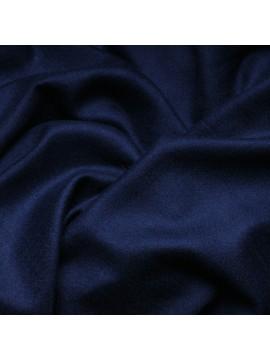 Véritable Pashmina 100% cachemire LeChâle Bleu navy