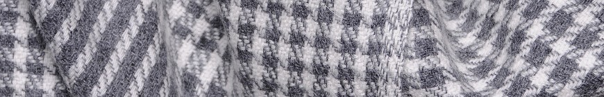 100% cashmere woven pattern