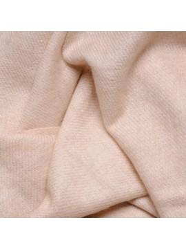 NATURALE 2 BEIGE CHIARO, sciarpa 100% cashmere