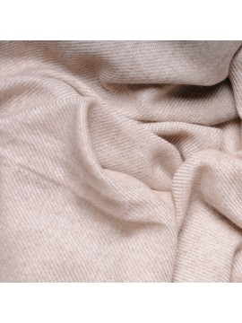 NATURAL 2 LIGHT BEIGE, 100% cashmere stole