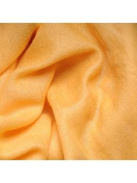 Vera pashmina 100% cashmere Stola Girasole giallo