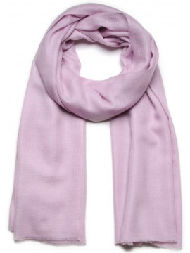 Genuine mauve pashmina shawl 100% cashmere big size