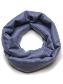 Genuine handwoven pashmina shawl cashmere slate grey