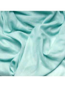 Handwoven cashmere pashmina Stole Celadon