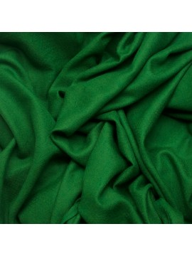 Véritable Pashmina 100% cachemire LeChâle Vert mousse