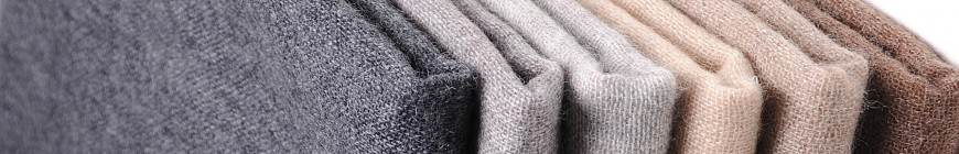 100% cashmere natural colors