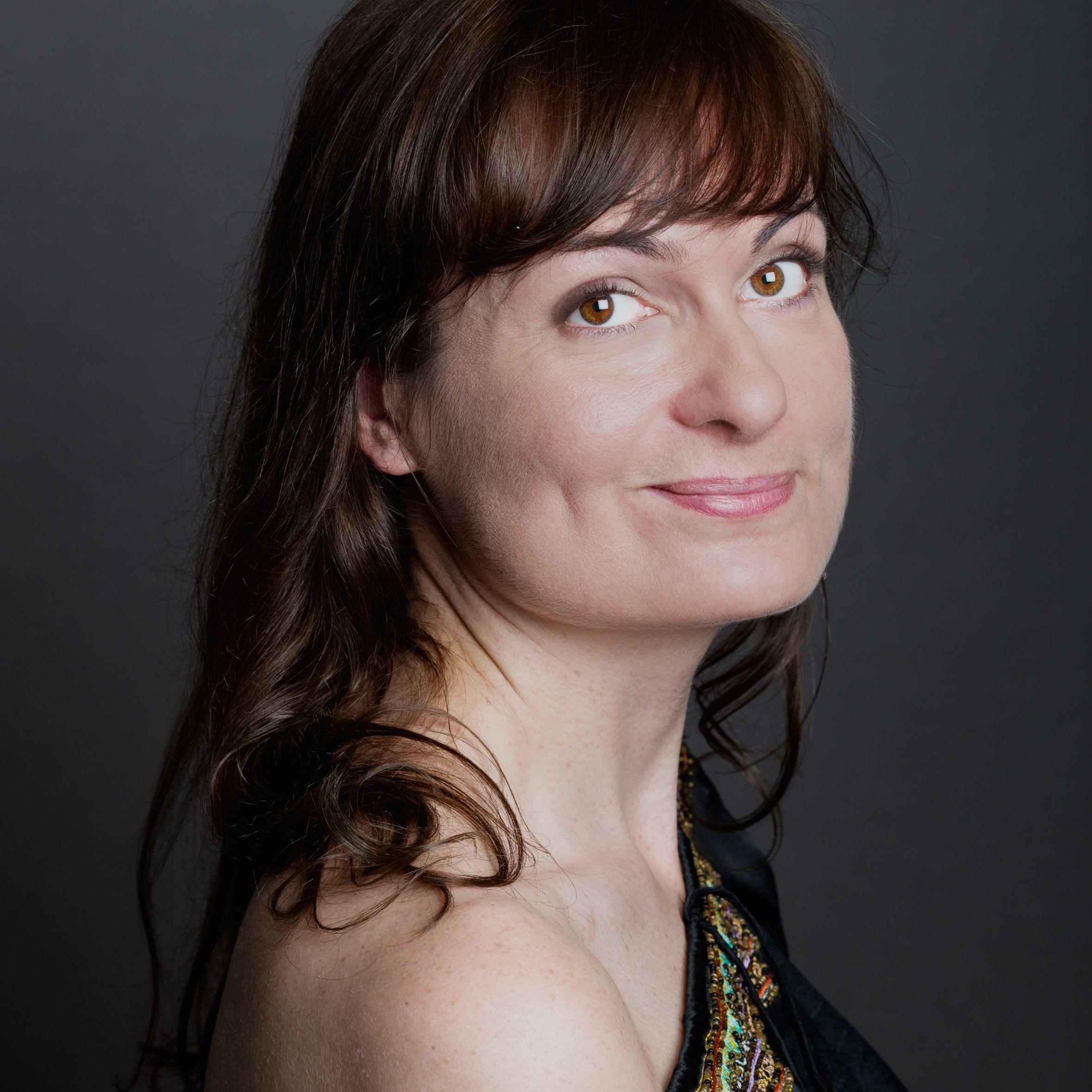 Claire Denouel créatrice de princesse moghole pashminas